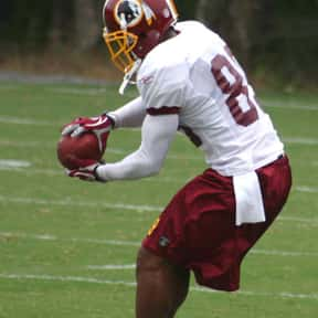 Santana Moss is listed (or ranked) 18 on the list The Greatest Washington Redskins of All Time