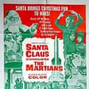 Santa Claus Conquers the Marti... is listed (or ranked) 9 on the list The Best '60s Christmas Movies