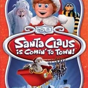 Santa Claus Is Comin' to Town is listed (or ranked) 21 on the list The Best Movies for 10-Year-Old Kids