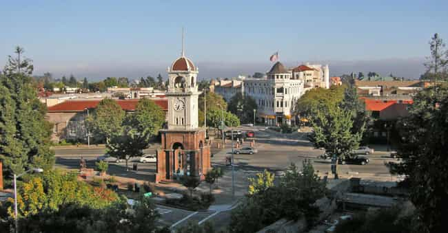 Santa Cruz is listed (or ranked) 4 on the list U.S. Cities with the Highest Minimum Wage