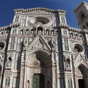 Florence Cathedral is listed (or ranked) 15 on the list Historical Landmarks to See Before You Die