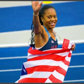 Sanya Richards-Ross is listed (or ranked) 2 on the list Famous People From Jamaica