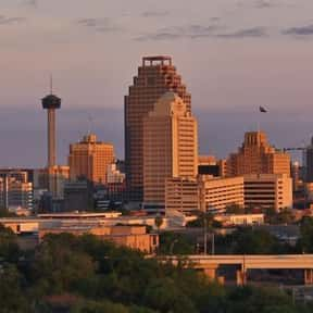 San Antonio is listed (or ranked) 8 on the list The Best Southern Cities To Live In