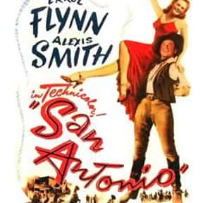 San Antonio is listed (or ranked) 22 on the list The Best 1940s Western Movies