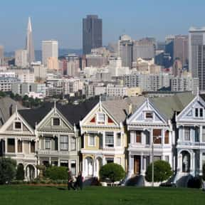 San Francisco is listed (or ranked) 10 on the list The Best American Cities for Artists