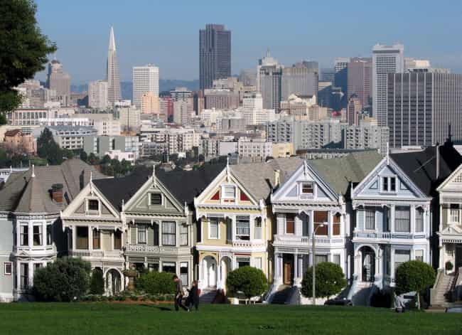 San Francisco is listed (or ranked) 3 on the list The Coolest Cities in America