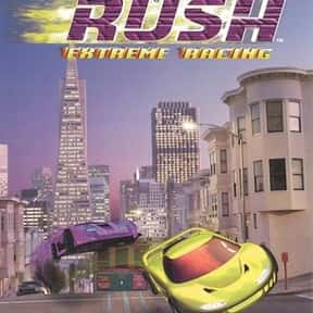 San Francisco Rush: Extreme Ra is listed (or ranked) 12 on the list The Best Arcade Racing Games Of All Time