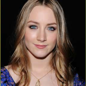 Saoirse Ronan is listed (or ranked) 1 on the list The Best Irish Actresses of All Time