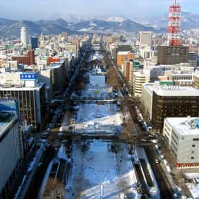 Sapporo is listed (or ranked) 22 on the list The Best Winter Destinations
