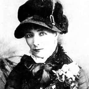 Sarah Bernhardt is listed (or ranked) 20 on the list Famous People Who Died in France