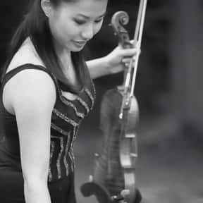 Sarah Chang is listed (or ranked) 25 on the list List of Famous Violinists