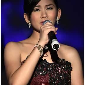 Sarah Geronimo is listed (or ranked) 3 on the list Filipino Ballad Bands List