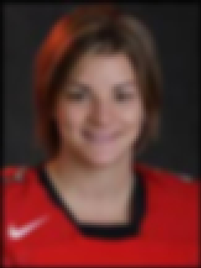 Sarah Vaillancourt is listed (or ranked) 3 on the list Famous Female Ice Hockey Players
