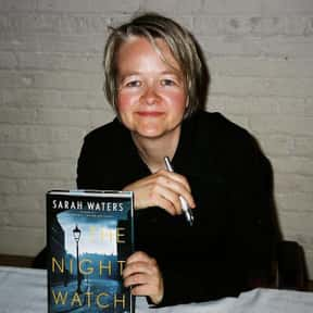 Sarah Waters is listed (or ranked) 2 on the list Famous University Of Kent Alumni