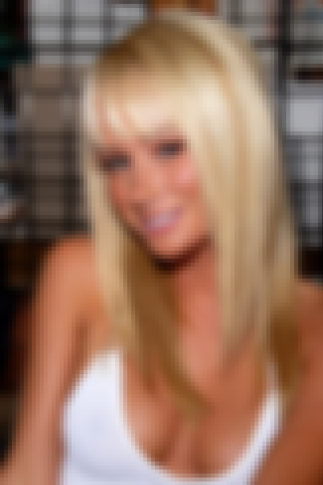 Sara Jean Underwood is listed (or ranked) 3 on the list Notable Nude Glamour Models