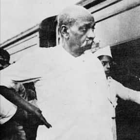 Vallabhbhai Patel is listed (or ranked) 1 on the list Famous People From Pakistan