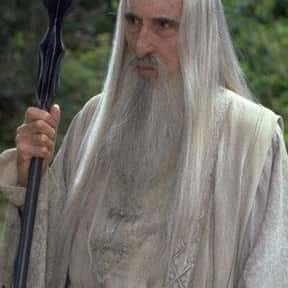 Saruman is listed (or ranked) 20 on the list The Greatest Movie Villains Of All Time