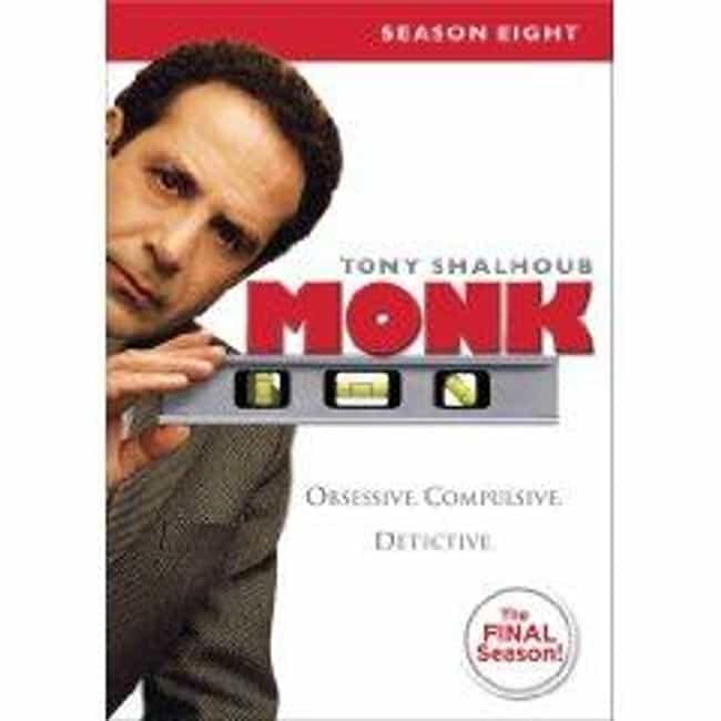 Monk - Season 8 is listed (or ranked) 2 on the list The Best Seasons of Monk