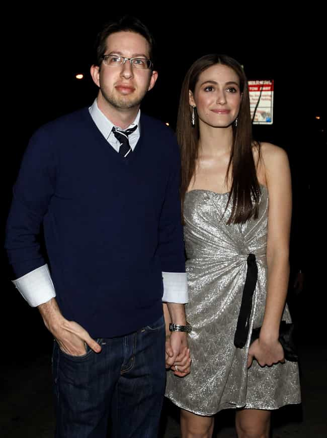 Justin Siegel is listed (or ranked) 4 on the list Emmy Rossum Loves and Hookups