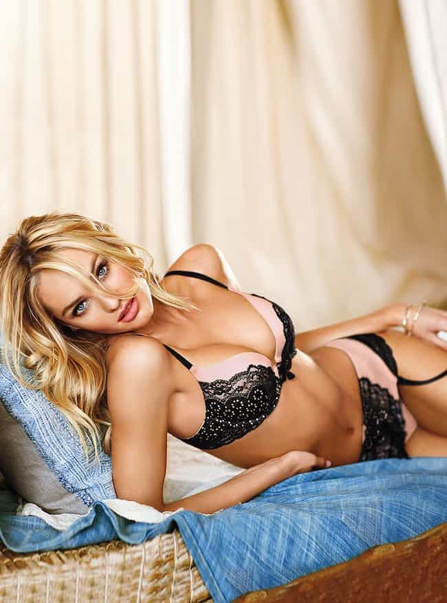 Candice Swanepoel is listed (or ranked) 2 on the list Stunning Famous Babes with Bleach-Blonde Hair