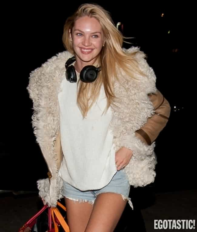 Candice Swanepoel is listed (or ranked) 2 on the list Everyday Clothes On Extraordinary Women(Dressed Down Celebs)
