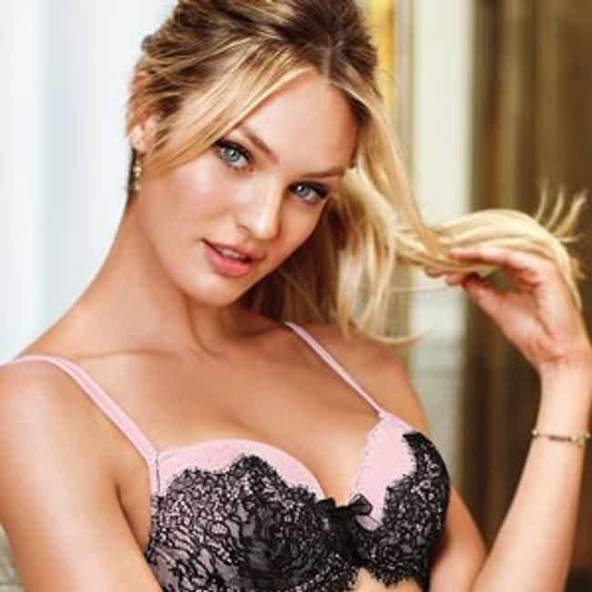 Candice Swanepoel is listed (or ranked) 1 on the list It's Just Not Right To Be This Hot...