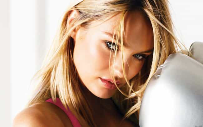 Candice Swanepoel is listed (or ranked) 2 on the list The Most Captivating Celebrity Eyes (Women)