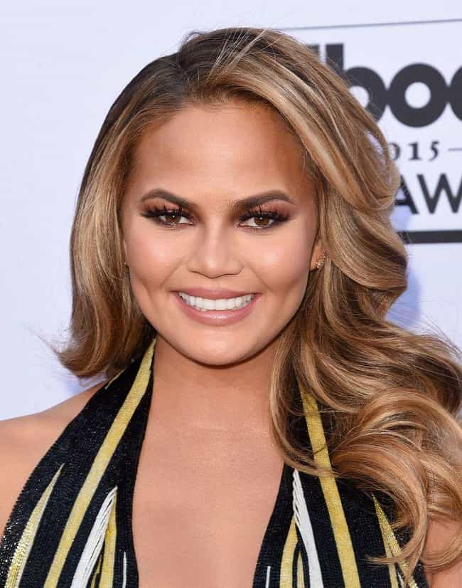 Chrissy Teigen is listed (or ranked) 1 on the list Famous Sagittarius Celebrities