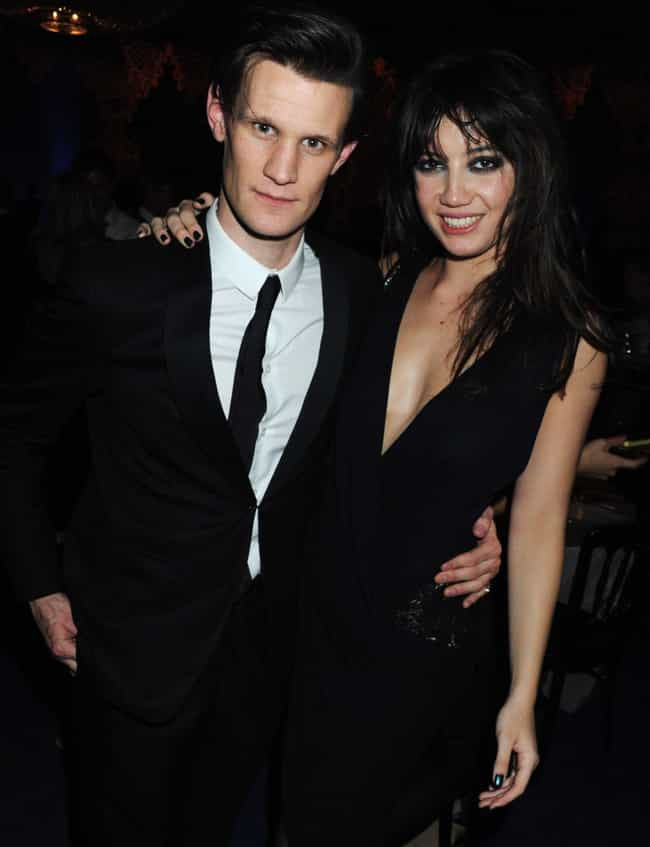 Daisy Lowe is listed (or ranked) 3 on the list Matt Smith Loves and Hookups