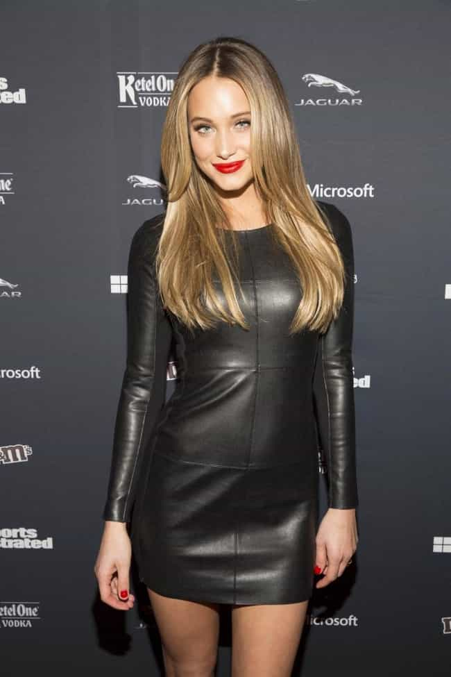 Hannah Jeter is listed (or ranked) 3 on the list The Hottest Babes in Black Leather