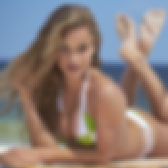 Hannah Davis is listed (or ranked) 6 on the list Hot Bikini Pics From the 2014 SI Swimsuit Models Edition