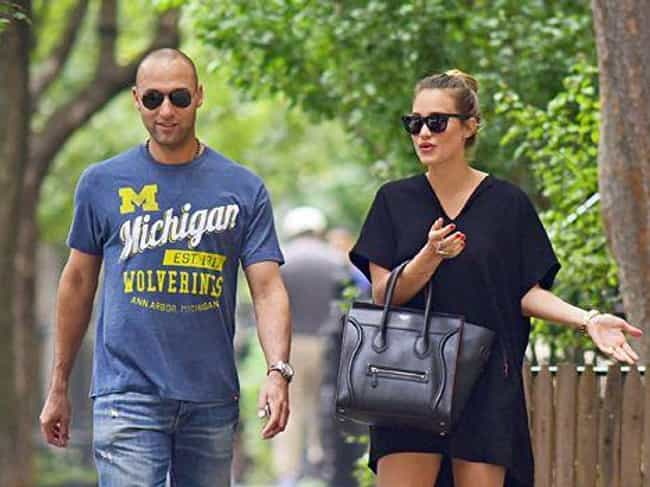 Hannah Jeter is listed (or ranked) 1 on the list Derek Jeter's Loves & Hookups