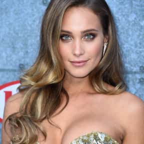 Hannah Jeter is listed (or ranked) 19 on the list Victoria's Secret's Most Stunning Models, Ranked
