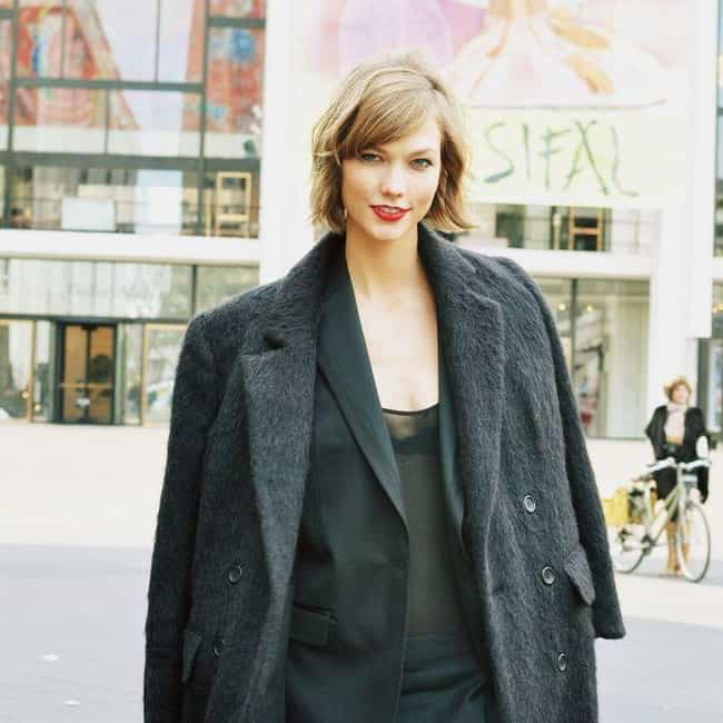 Karlie Kloss is listed (or ranked) 3 on the list Famous Models Who Identify as Bisexual