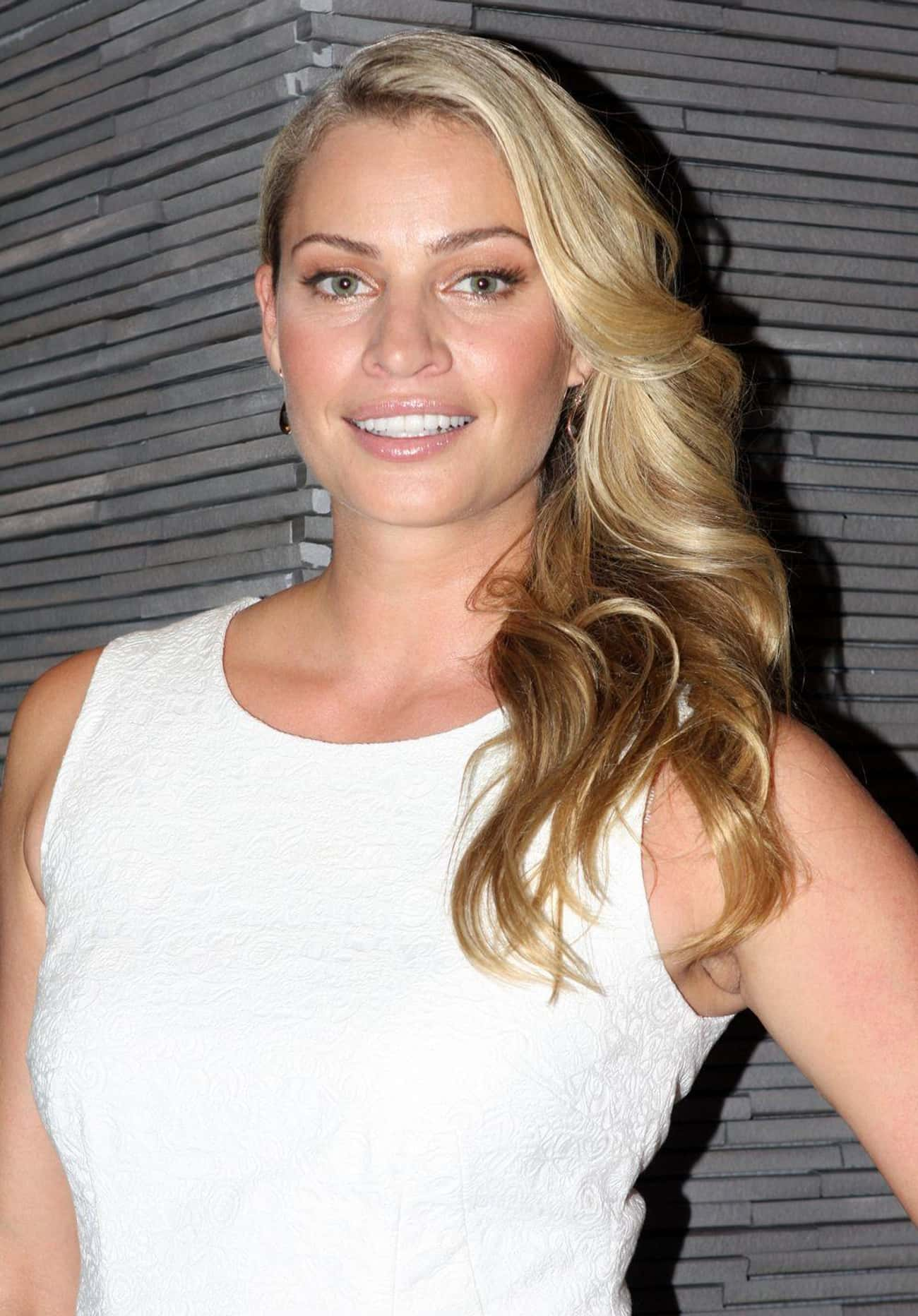 Kristy Hinze is listed (or ranked) 3 on the list The Most Beautiful Billionaire Trophy Wives
