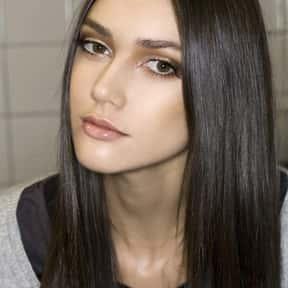 Ksenia Kahnovich is listed (or ranked) 16 on the list The Most RavishingRussian Models