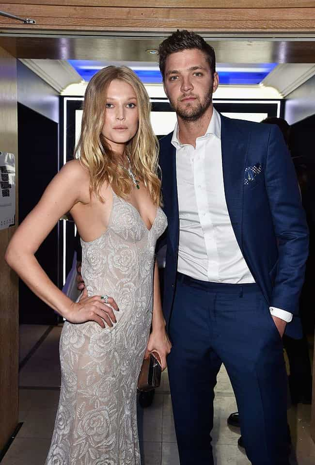 Toni Garrn is listed (or ranked) 4 on the list Chandler Parsons Loves and Hookups