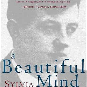 A Beautiful Mind: The Life of  is listed (or ranked) 2 on the list The Best Biographical Novels Ever Written