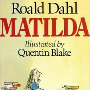 Matilda is listed (or ranked) 1 on the list List of Matilda Characters