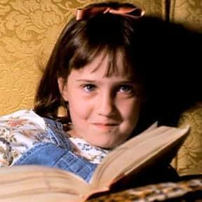 Matilda is listed (or ranked) 5 on the list The Greatest Kid Characters in Film