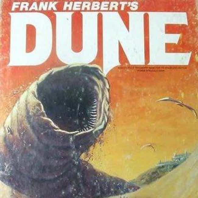 Dune is listed (or ranked) 2 on the list 15 Classic Sci-Fi Books You Have To Read To Get Real Nerd Cred