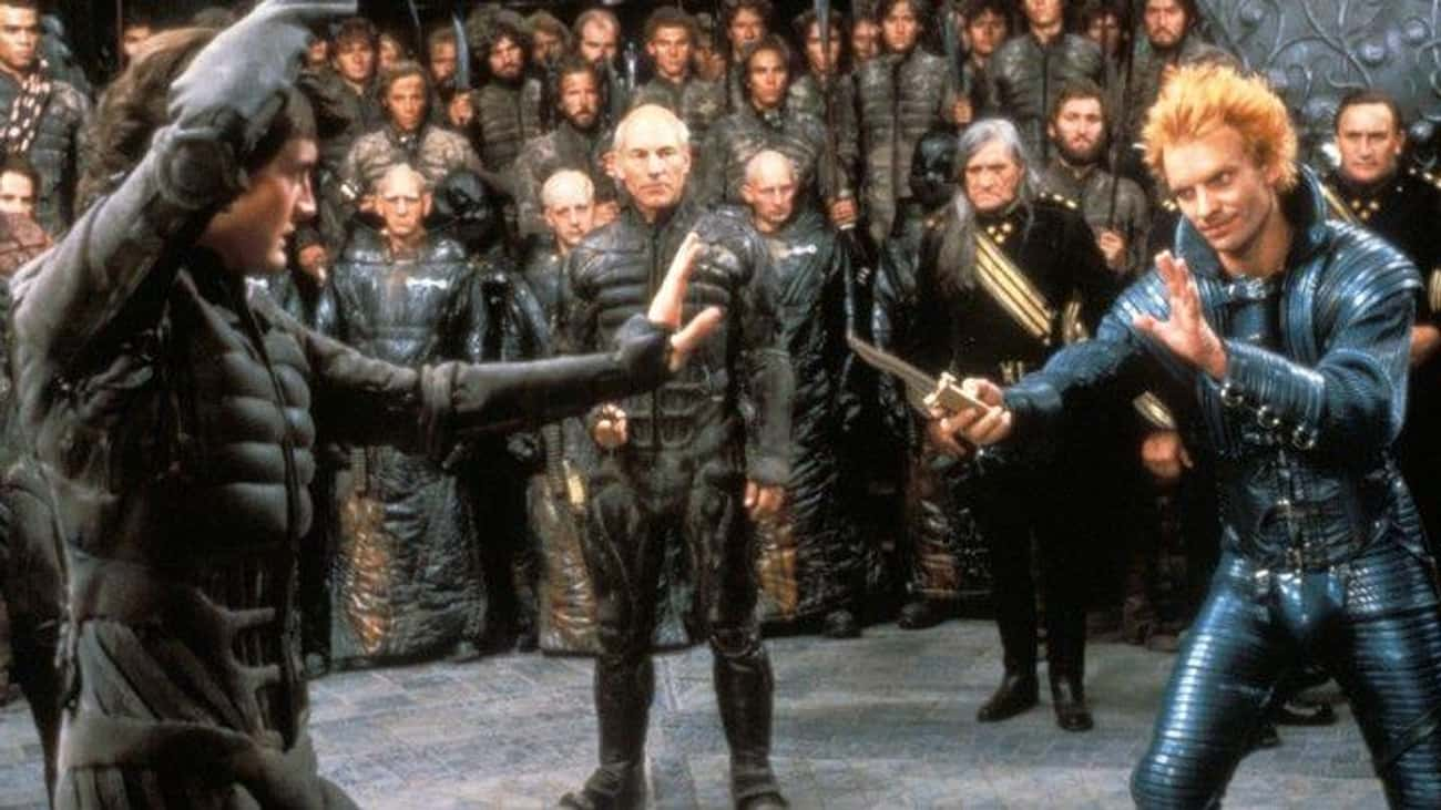 Dune is listed (or ranked) 3 on the list 20 Books That Deserve Much Better Adaptations Than They Got