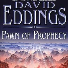 Pawn of prophecy is listed (or ranked) 18 on the list Other Books Game of Thrones (ASOIAF) Fans Will Love