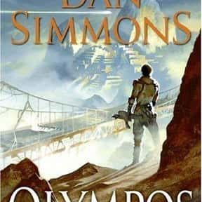 Olympos is listed (or ranked) 6 on the list The Best Dan Simmons Books