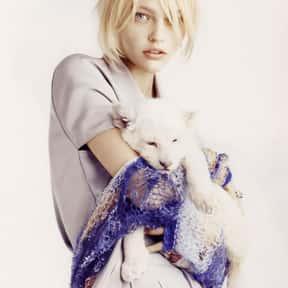 Sasha Pivovarova is listed (or ranked) 7 on the list The Most RavishingRussian Models