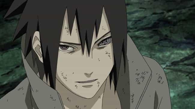 Sasuke Uchiha is listed (or ranked) 4 on the list The 15 Greatest Kekkai Genkai Users In 'Naruto'