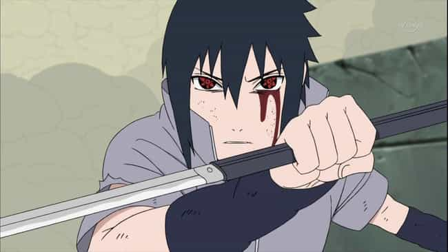 Sasuke Uchiha is listed (or ranked) 3 on the list The 15 Strongest Naruto Characters Of All Time