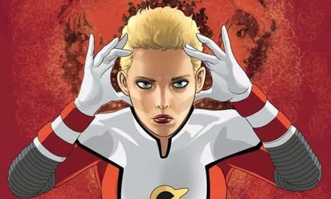 Saturn Girl is listed (or ranked) 3 on the list The 20 Most Powerful Telepaths, Ranked