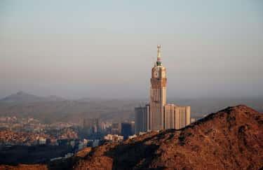Saudi Arabia is listed (or ranked) 5 on the list Countries in Arabian Peninsula