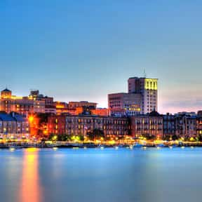 Savannah is listed (or ranked) 6 on the list The Best Southern Cities To Live In